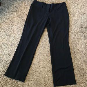 Maurice's 11/12R Black dress pants